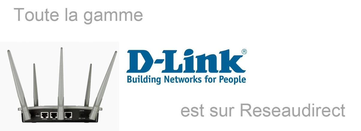 Publicité Dlink