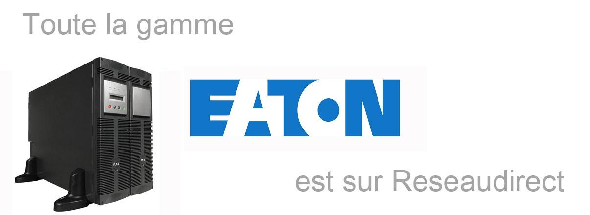 Publicité Eaton Onduleurs