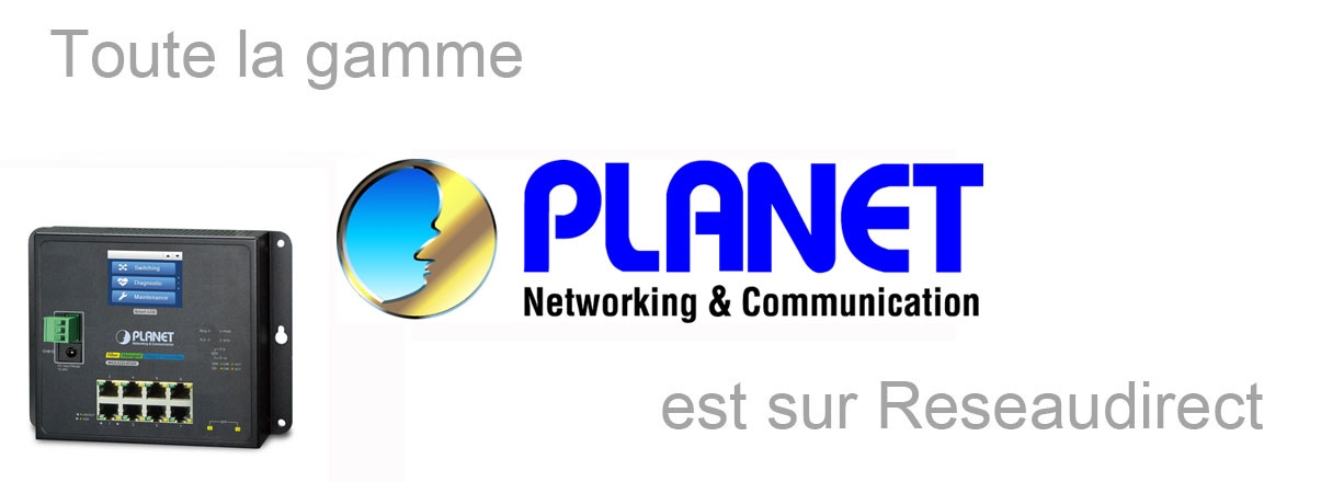 Publicité Planet