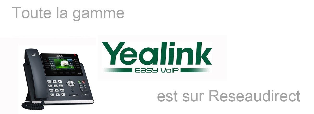Publicité Yealink