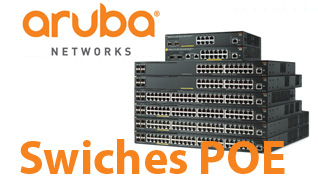 Aruba Switches POE HPE 2930F
