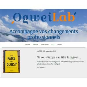 Le blog Ogweilab une source d'informations
